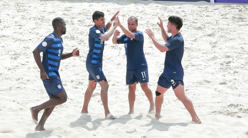 U.S. Beach Soccer National Team - 2019 World Cup Qualifying