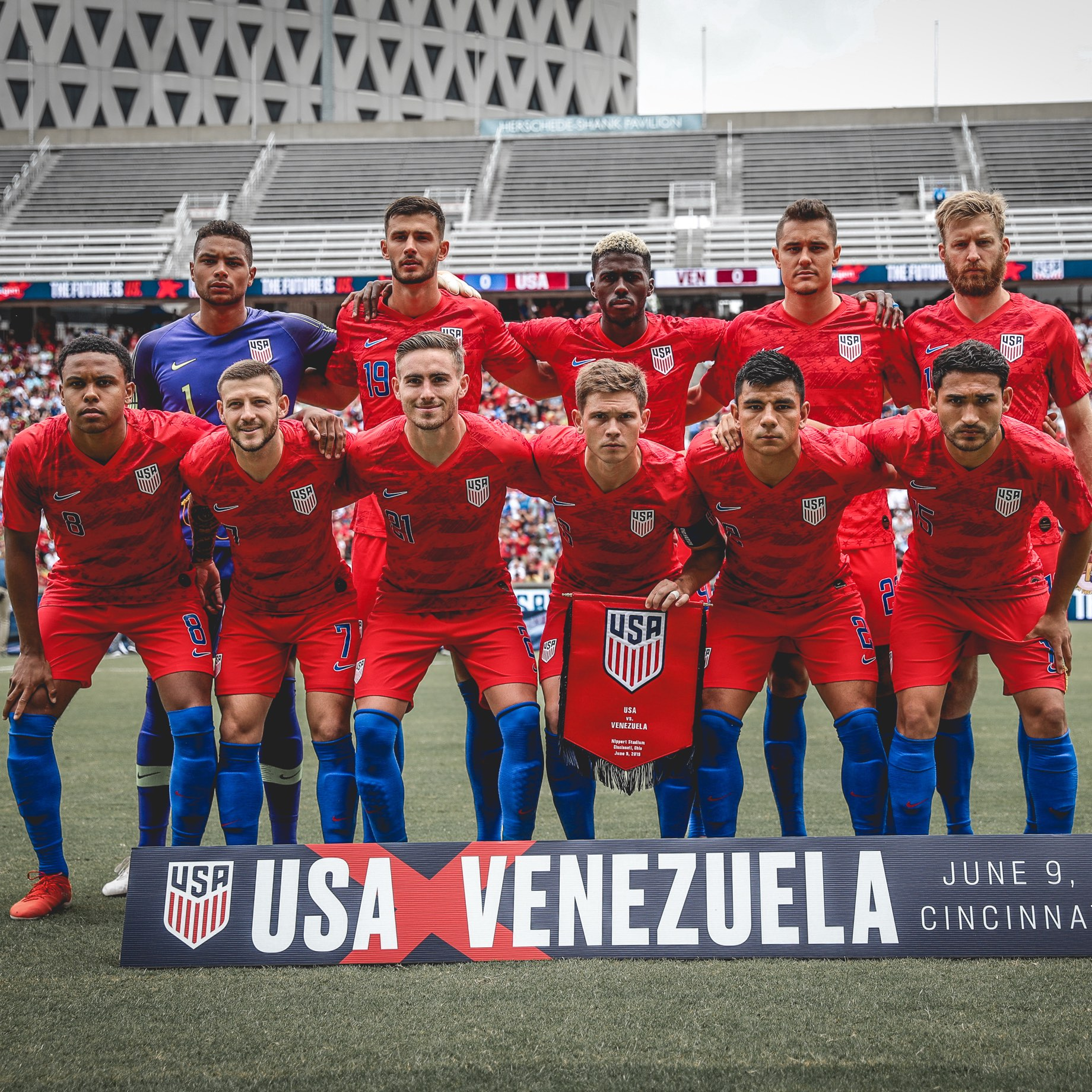 USA vs Venezuela - 6/9/2019 | International Friendly | U S