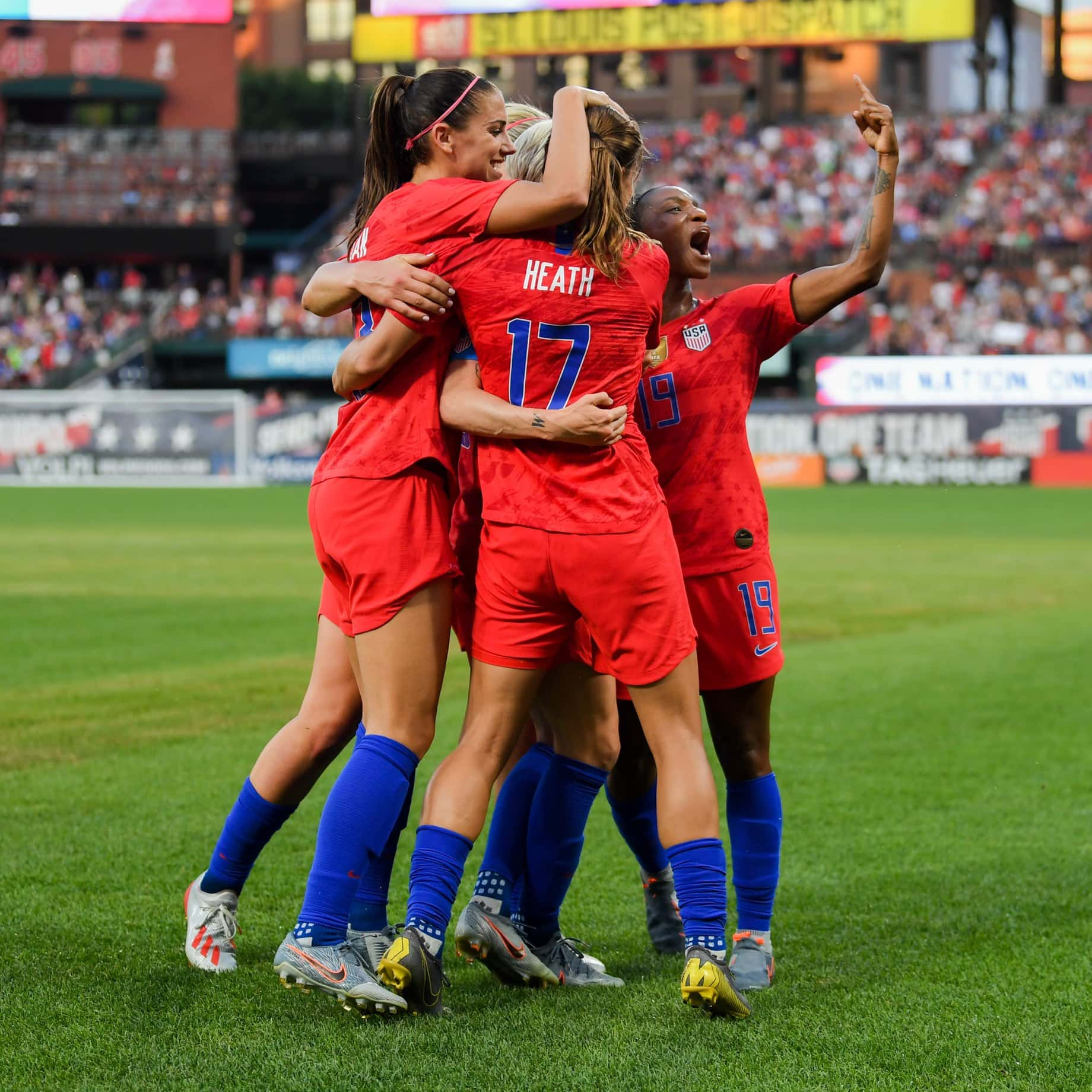 USWNT   World Cup France 2019 ...