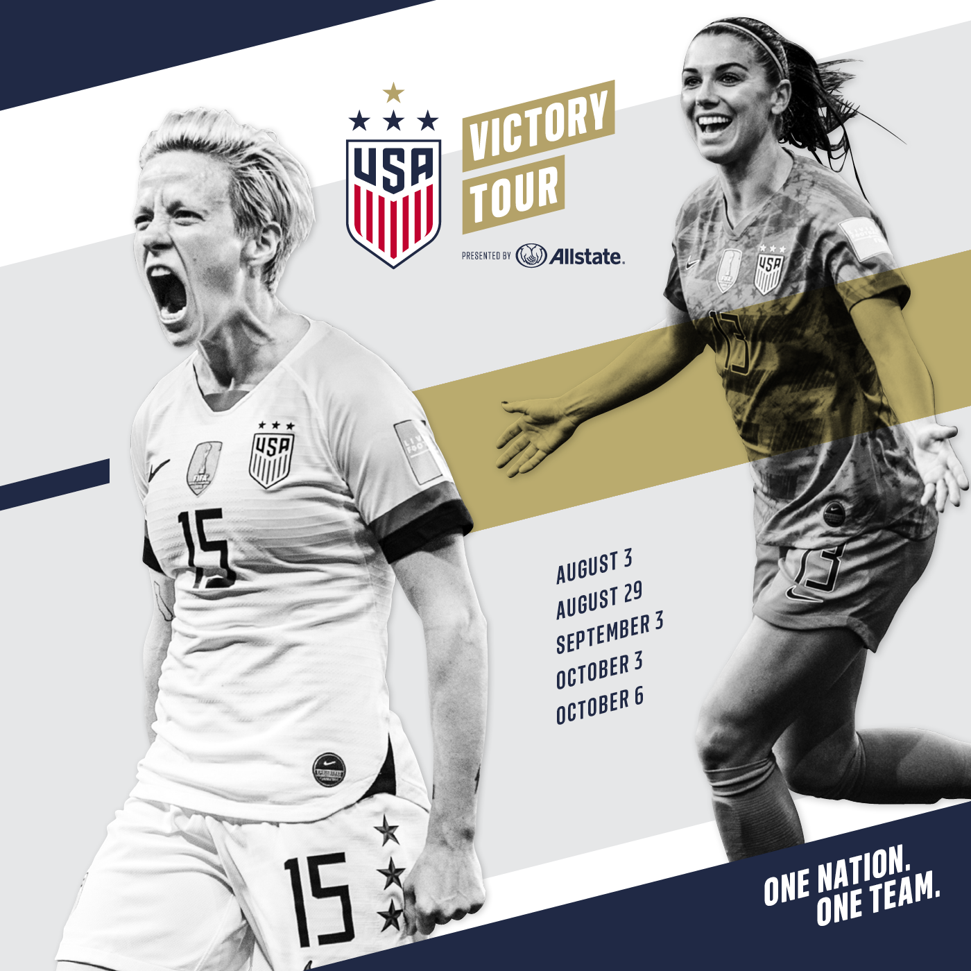 49ba0414c USWNT | World Cup France 2019 | U.S. Soccer Official Site