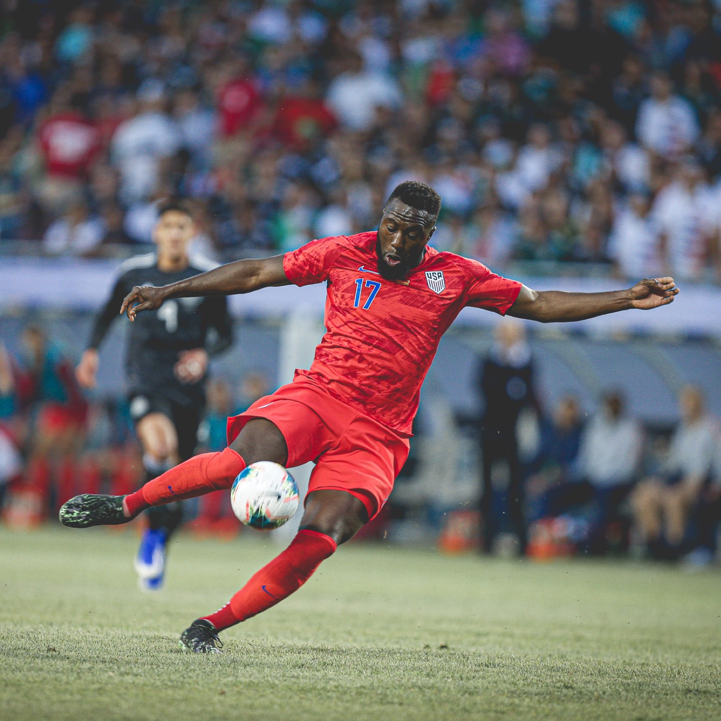 0d1b7e618 Second-Half Goal Sees USMNT Fall 1-0 In 2019 Concacaf Gold Cup Final