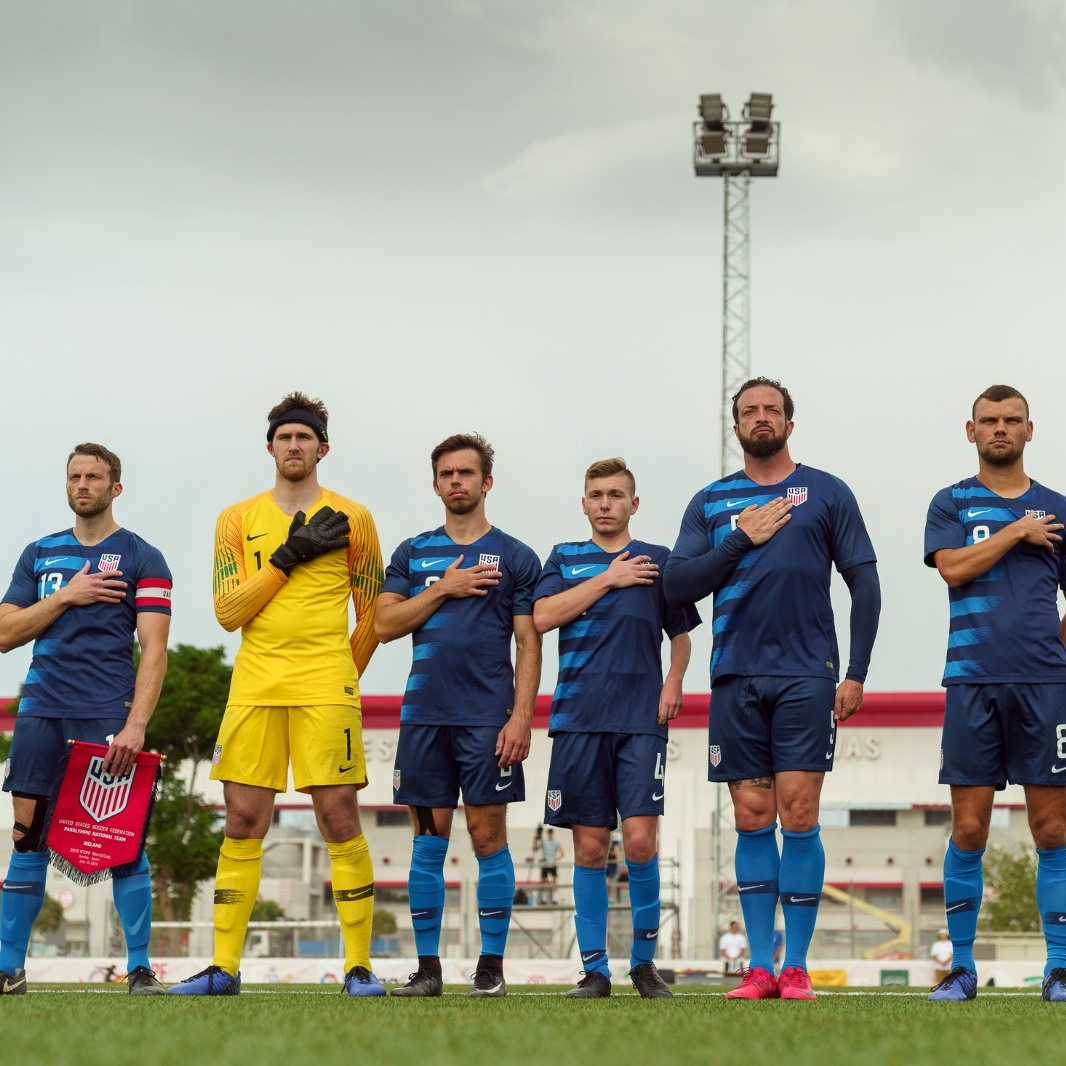 U.S. Para 7-a-Side NT vs. Ireland - 2019 IFCPF World Cup quarterfinals