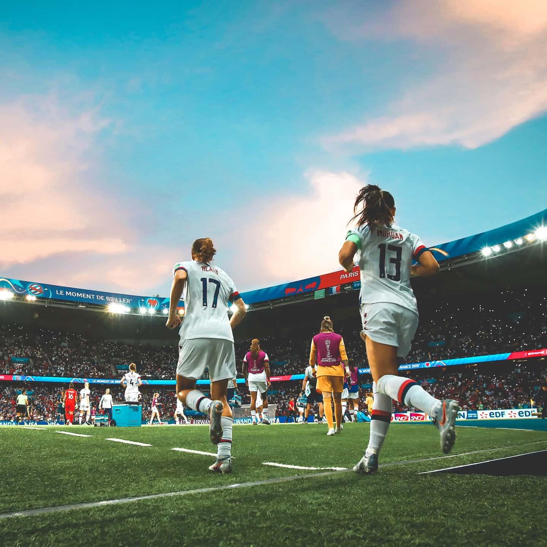 La Selección Nacional de Mujeres de EE. UU. Competirá por el mayor premio del fútbol femenino cuando se enfrente a los Países Bajos en el campeonato de la Copa Mundial Femenina de la FIFA 2019 el domingo 7 de julio en el Stade de Lyon, en la capital francesa del fútbol femenino.