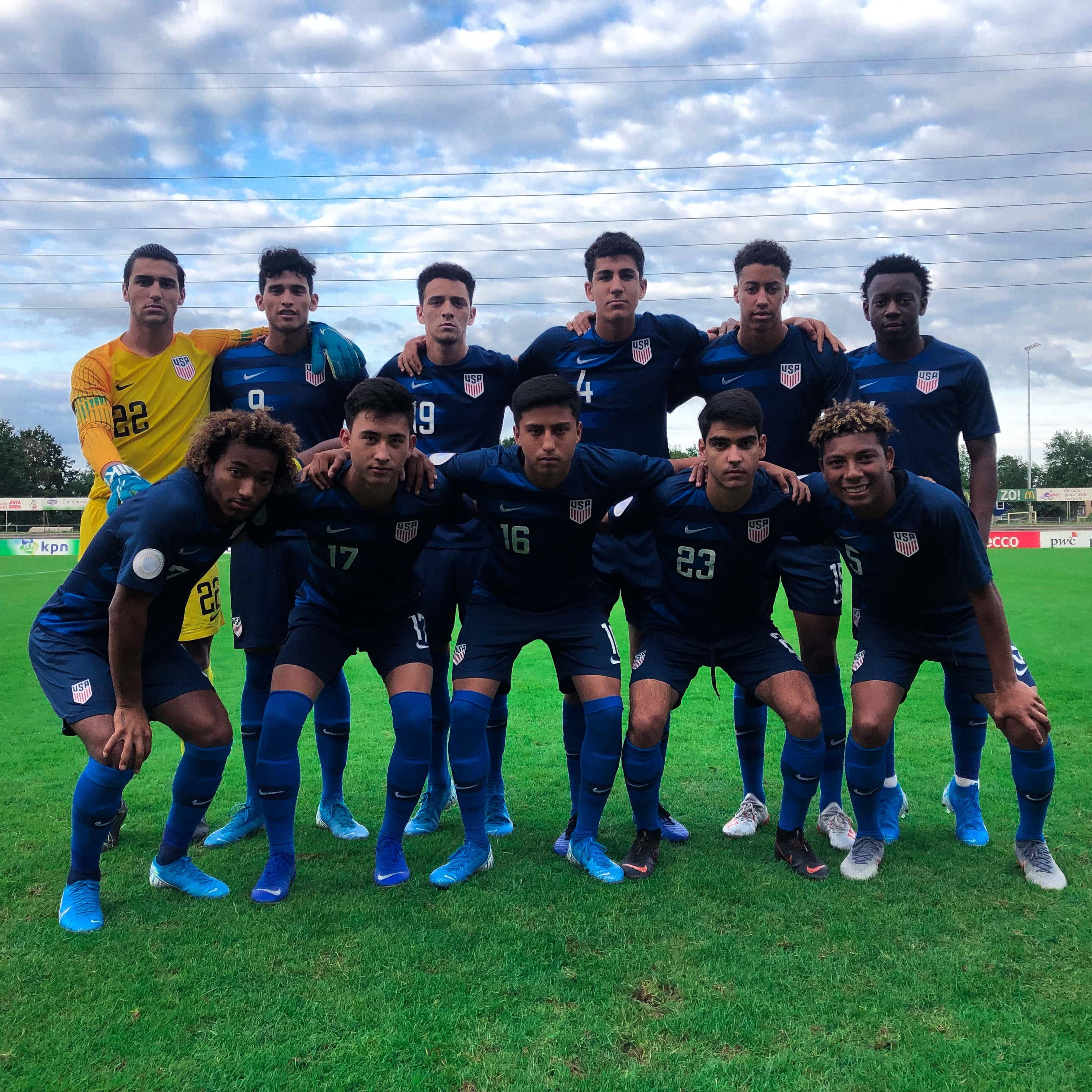 quality design ede5b 82bd3 U-17 Men's National Team | U.S. Soccer Official Website