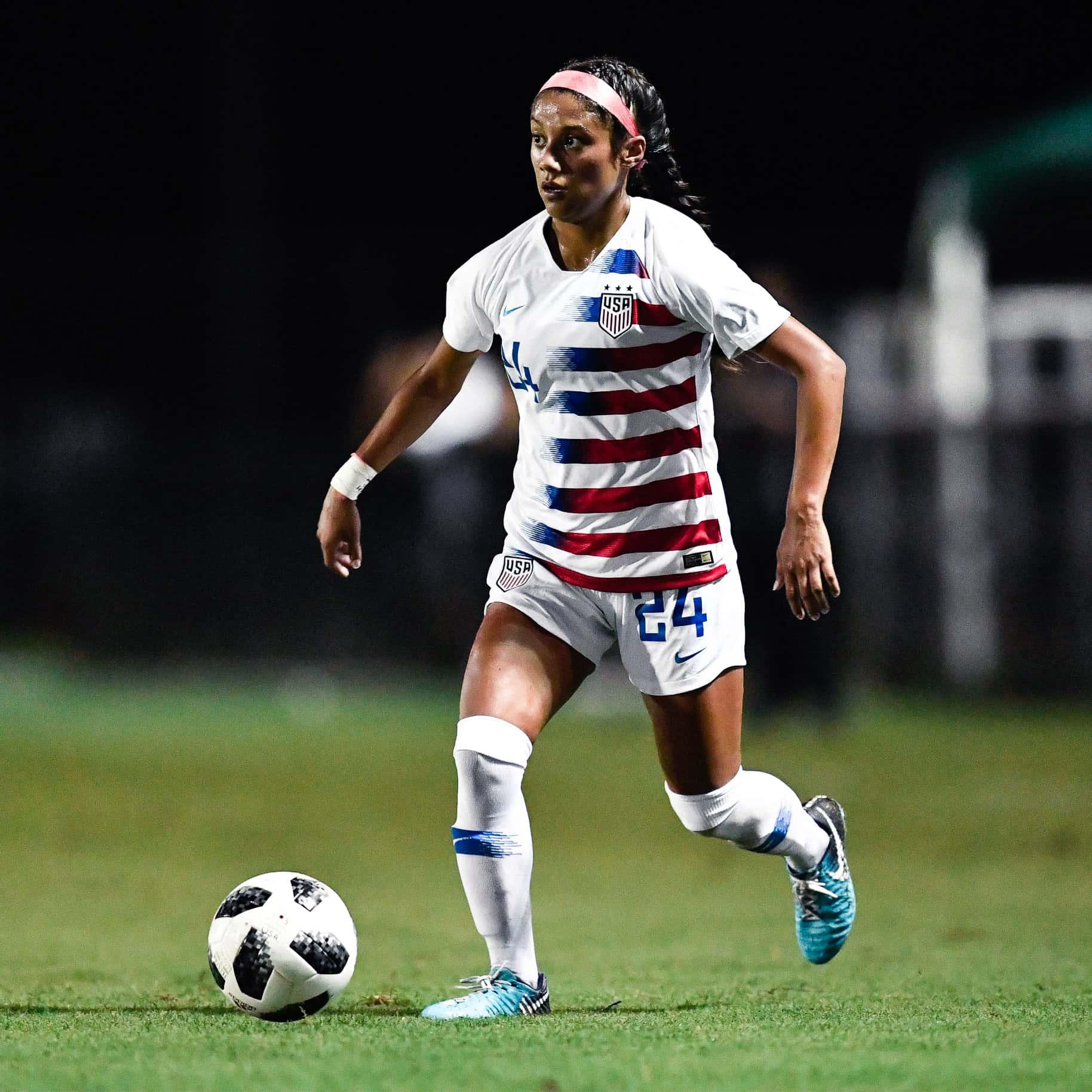 U-20 Women's National Team | U S  Soccer Official Website