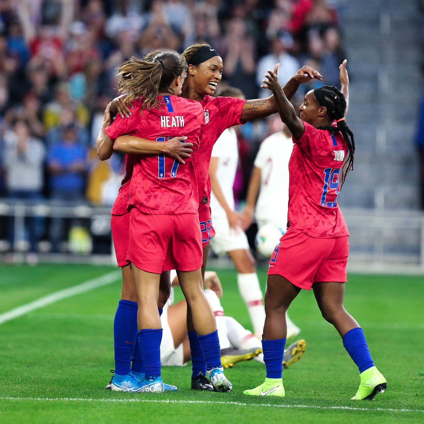 USWNT | Victory Tour 2019 | U S  Soccer Official Site