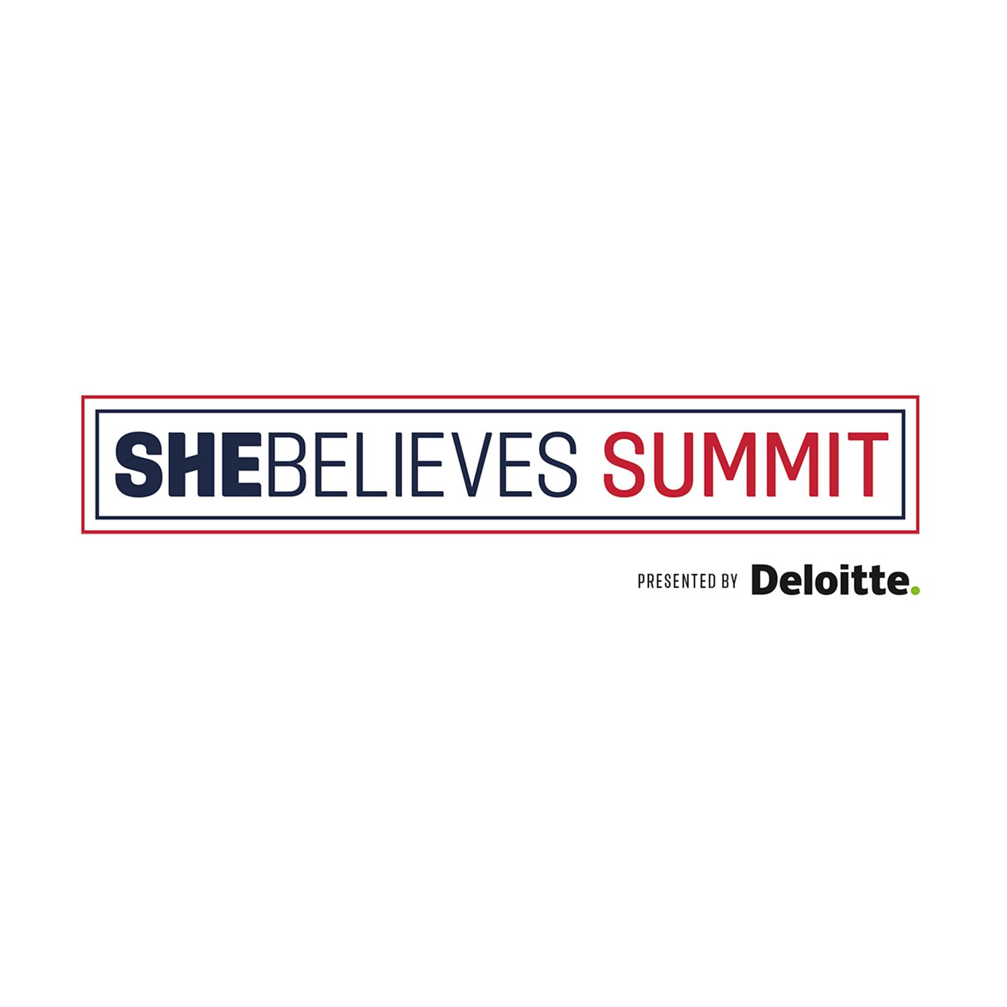 SheBelieves Summit, Presented by Deloitte