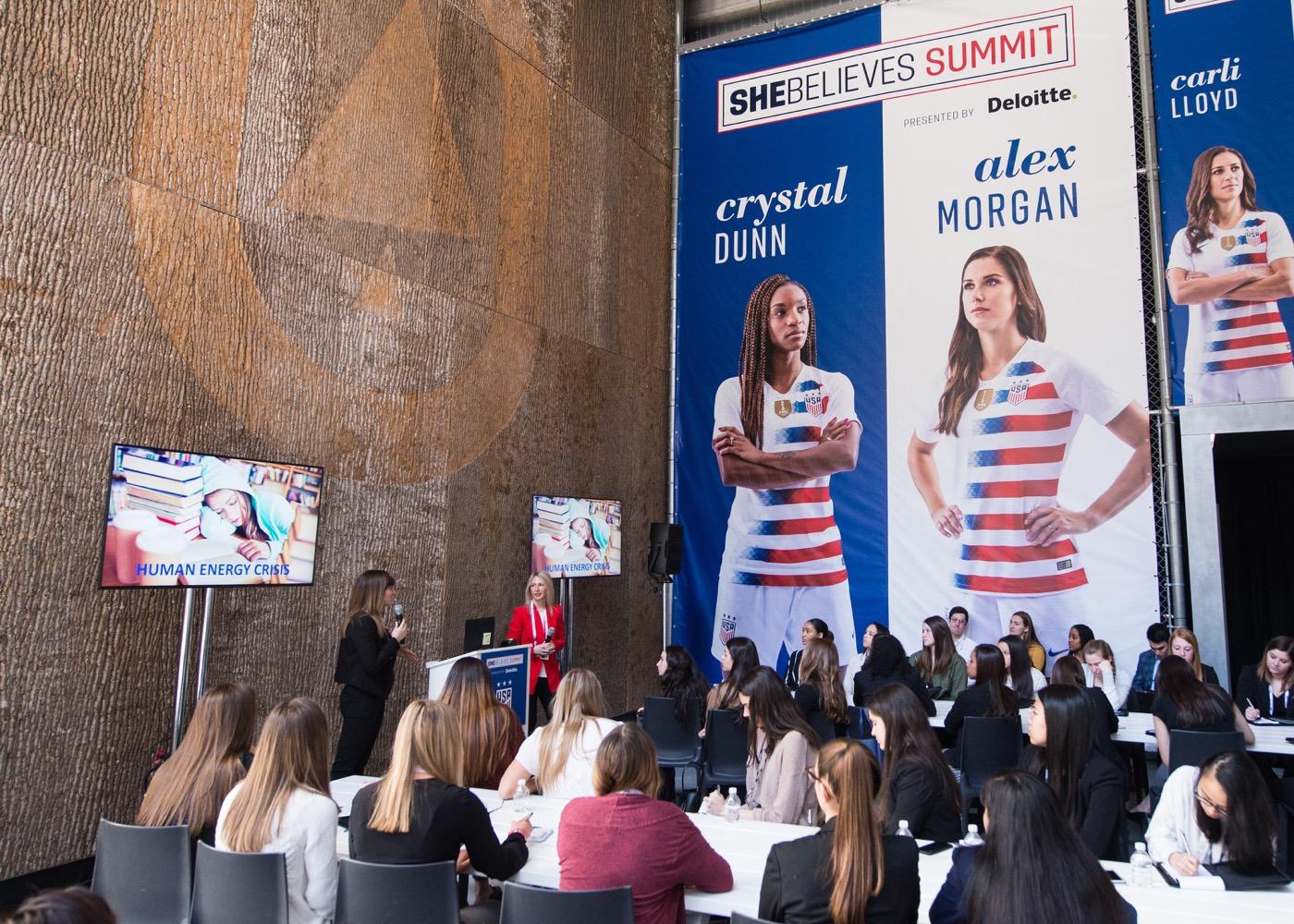 2019 SheBelieves Summit