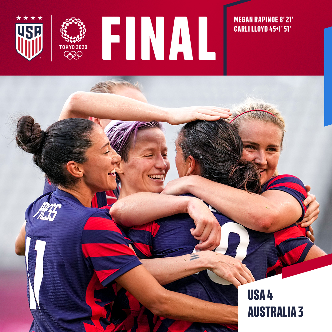 Image Result For Uswnt World Cup Champions U S Soccer Official Site