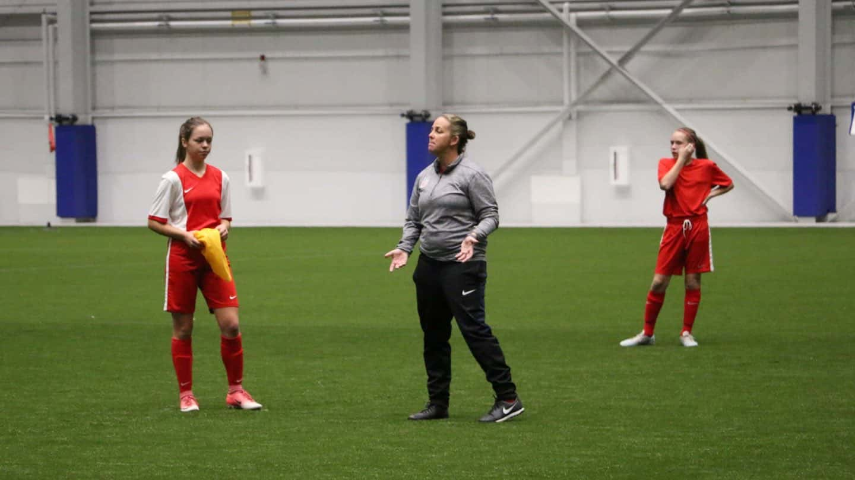 Soccer Coaching Classes