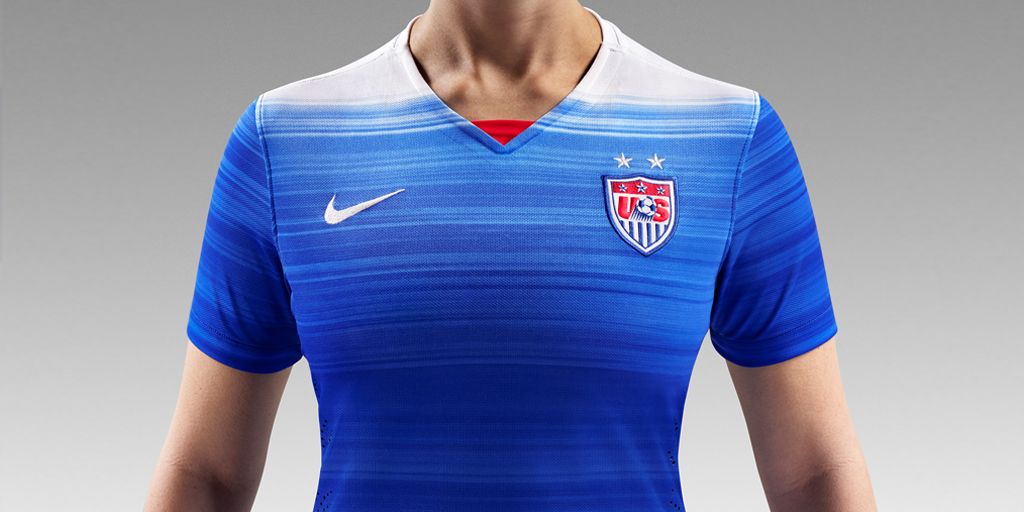 c8732c7b6 U.S. MNT and WNT 2015 Nike Away Kit Debuts This March