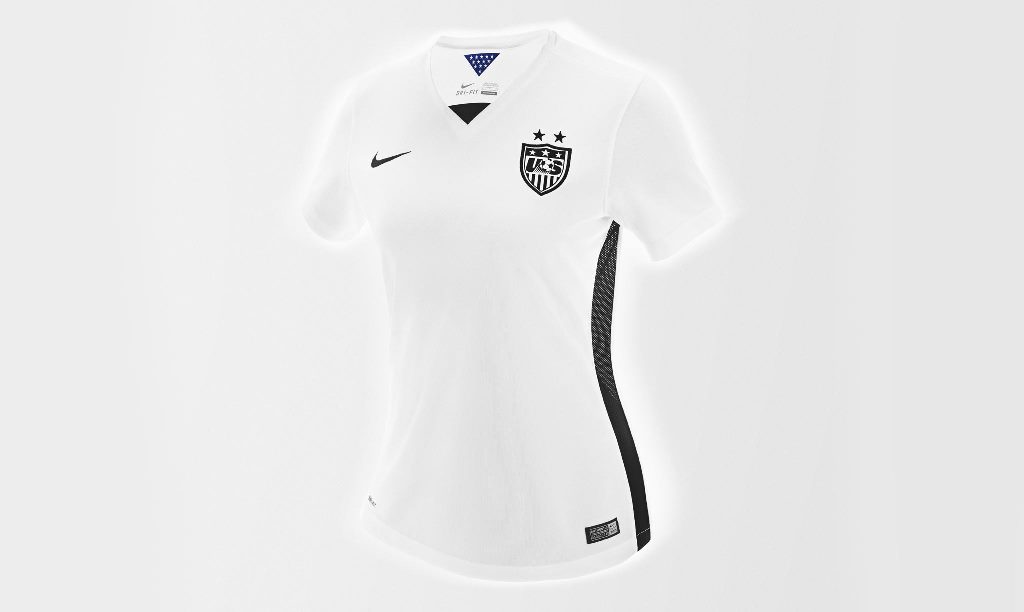 2015 WNT Nike Home Kit