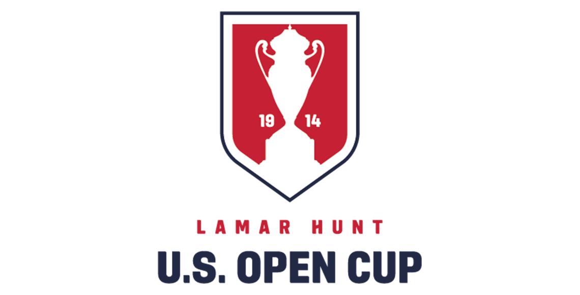 Lamar Hunt U.S. Open Cup Crest