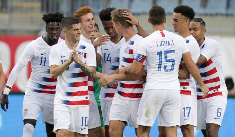 U.S. MNT vs. Boloivia