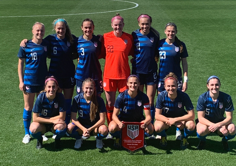 United States women's national under-23 soccer team