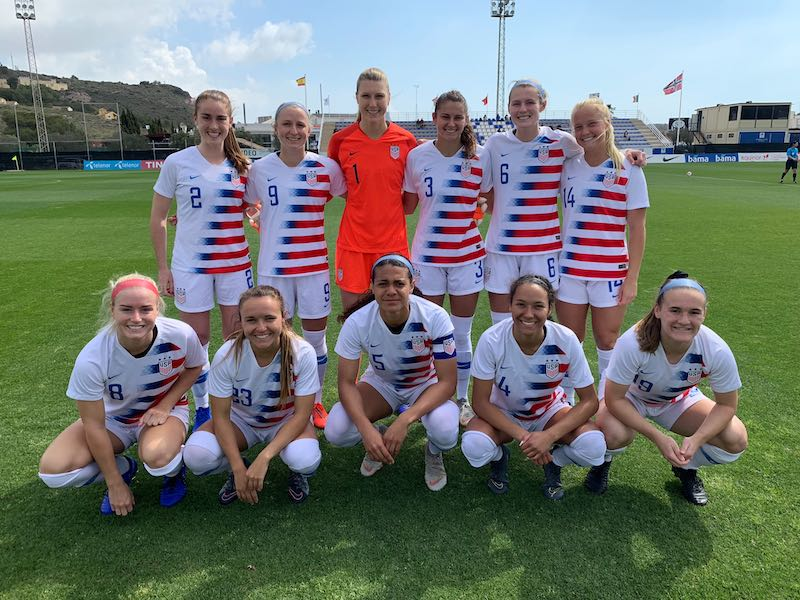 U-23 Women's National Team | U...