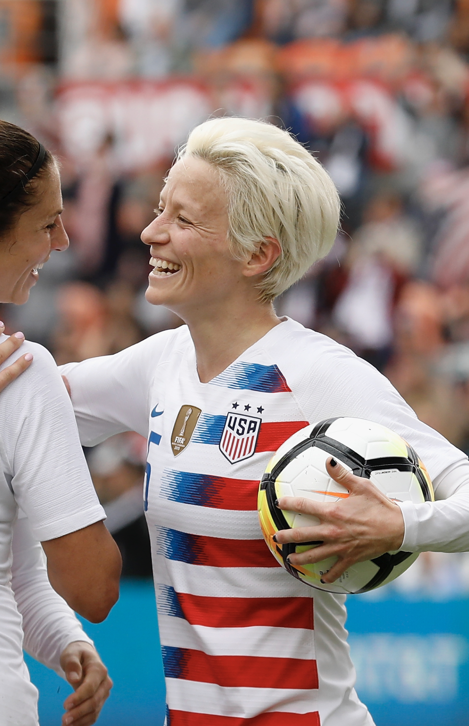brand new ad951 48f33 Megan Rapinoe | USWNT | U.S. Soccer Official Site
