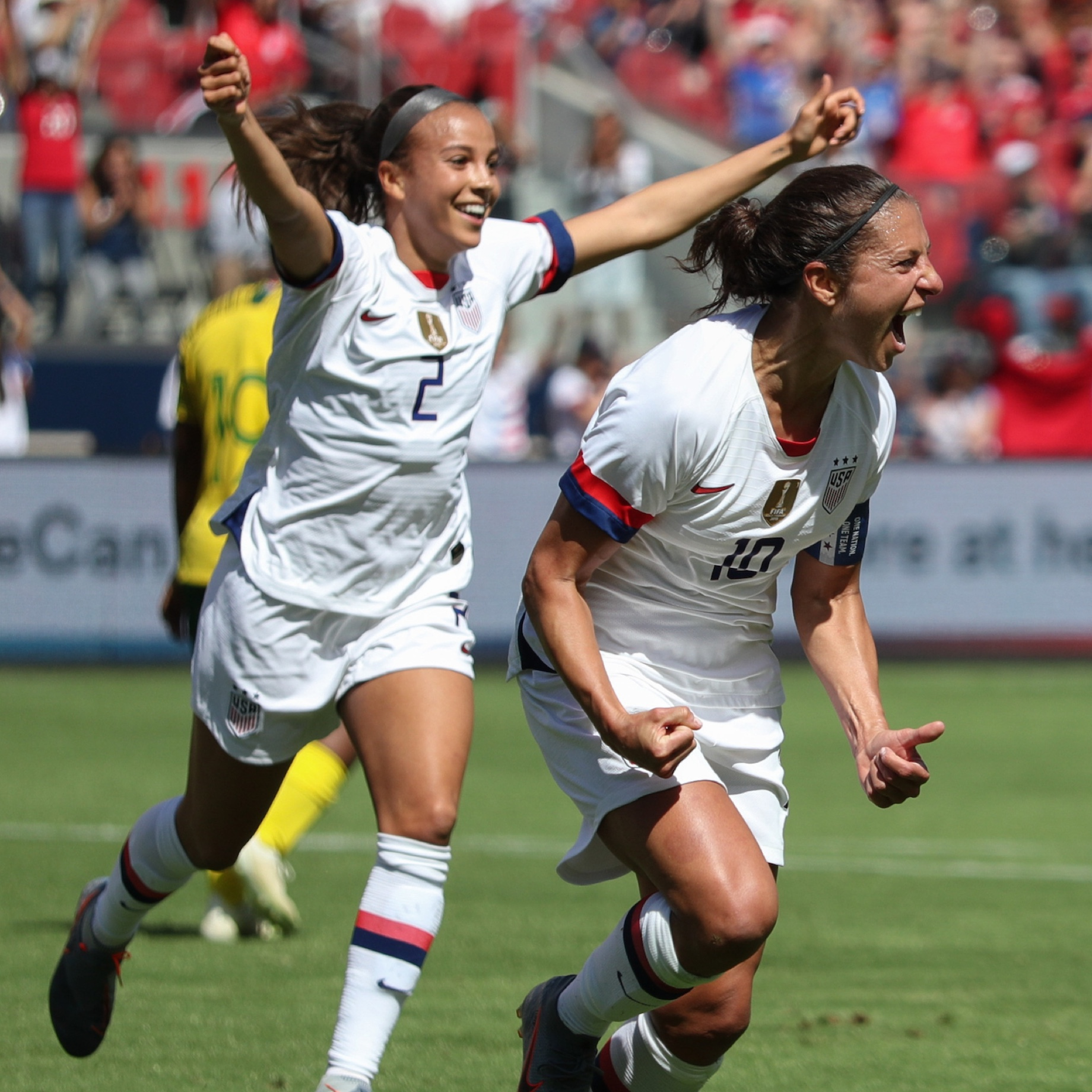 f2b87eed3 2019 Women s World Cup Roster Reactions