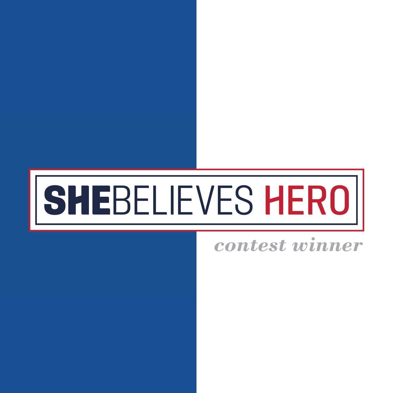 SheBelieves Cup Hero Winner