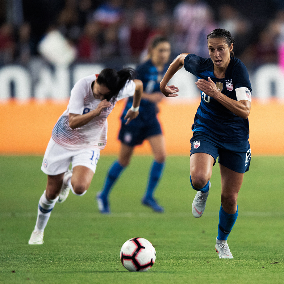 3da919d51 2019 FIFA WWC  Five things to know about the USA s Group F