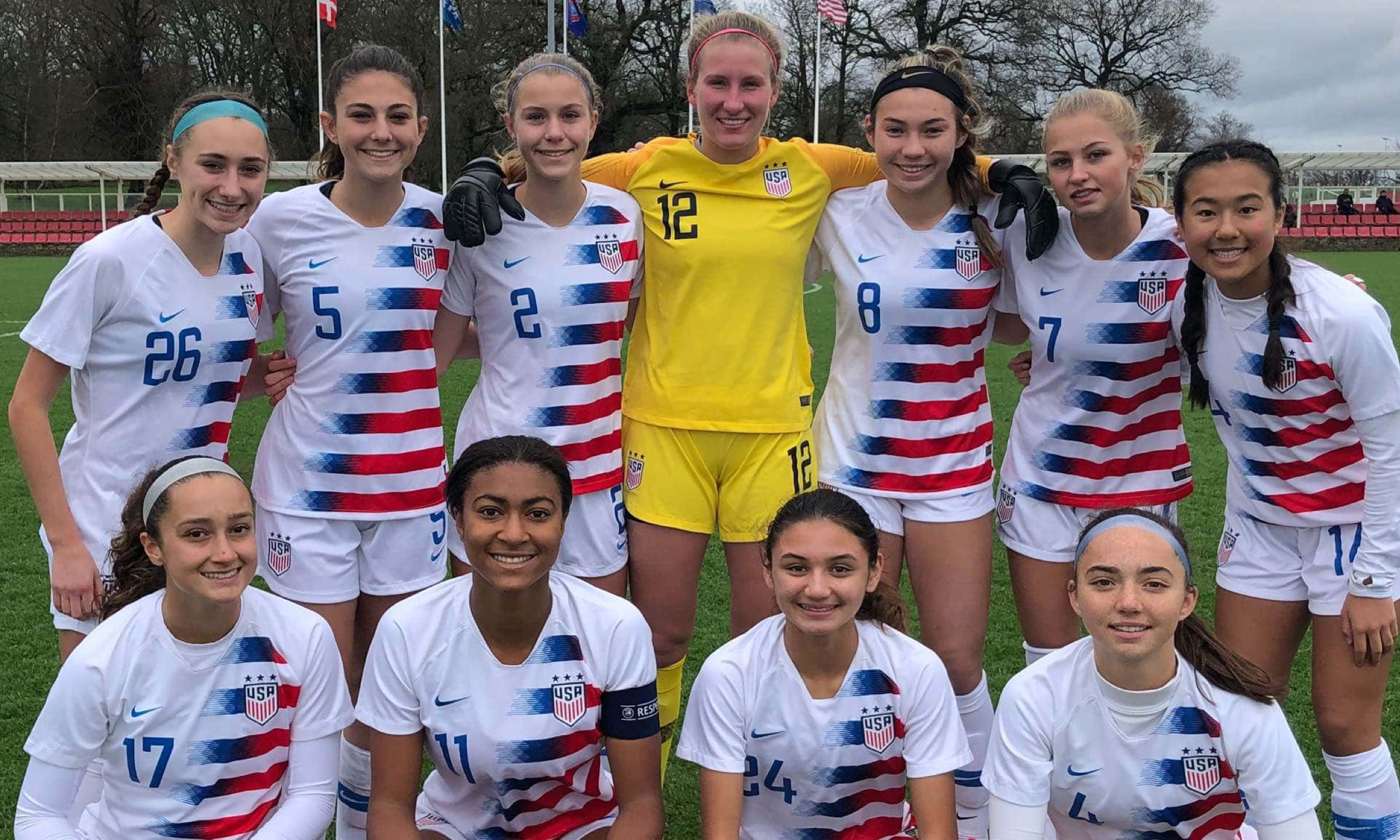 U-16 GIRLS' NATIONAL TEAM