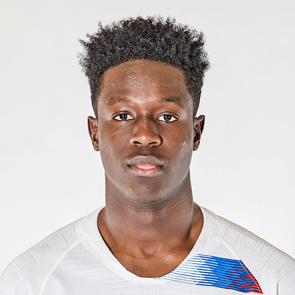 Aboubacar Keita - U.S. Soccer Official Site