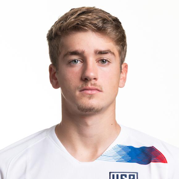 Justin Rennicks - U.S. Soccer Official Site