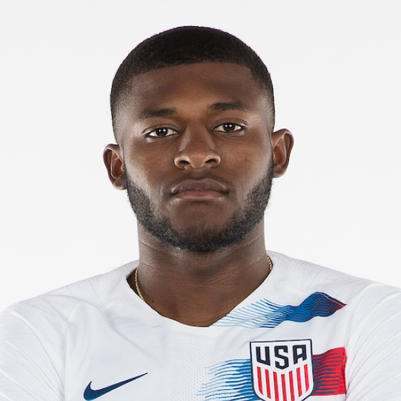 Mark McKenzie - U.S. Soccer Official Site