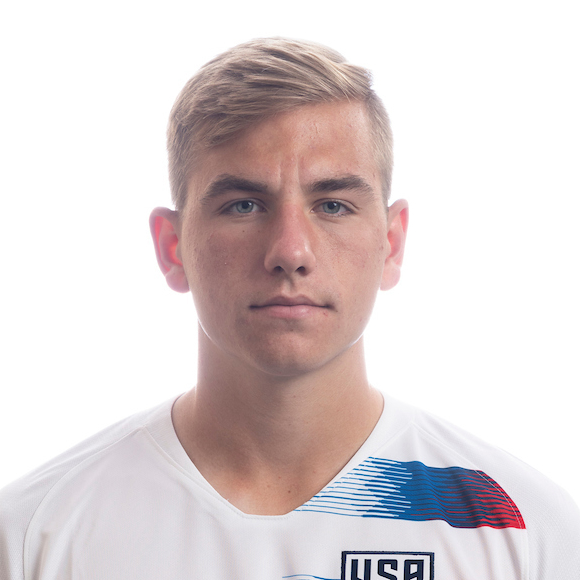 Paxton Pomykal - U.S. Soccer Official Site