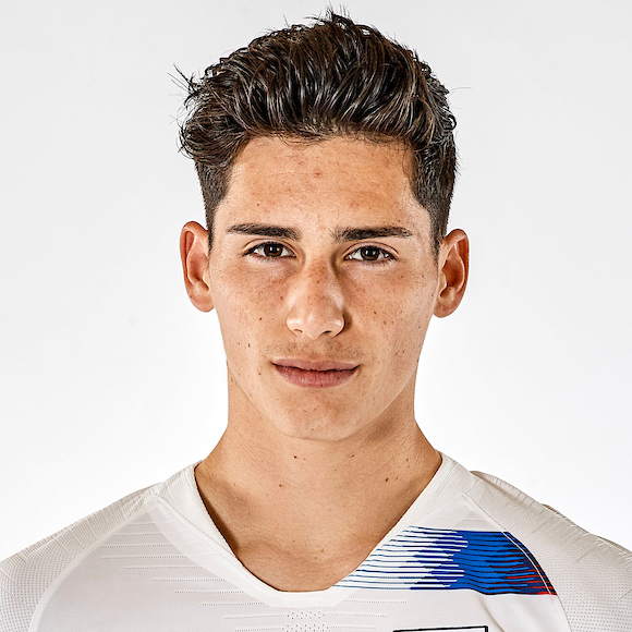 Sebastian Soto - U.S. Soccer Official Site