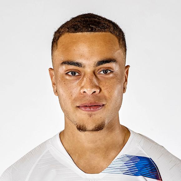 Sergino Dest - U.S. Soccer Official Site