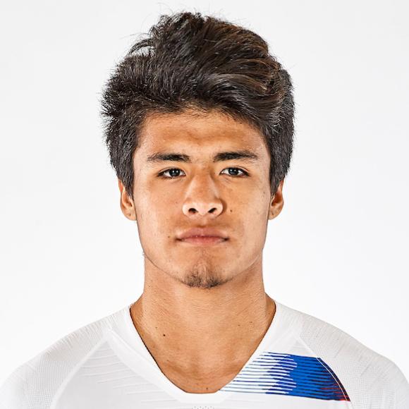 Ulysses Llanez - U.S. Soccer Official Profile