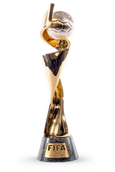 2015 FIFA Womens World Cup Trophy