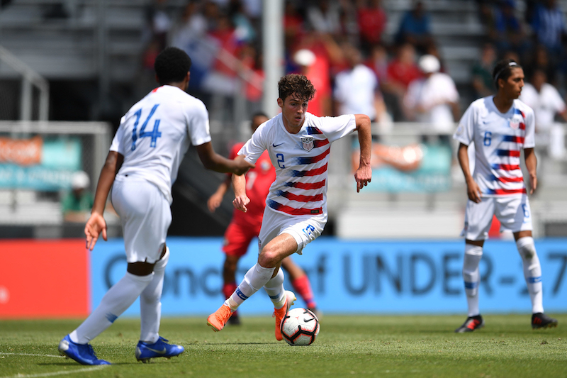 PREVIEW: U-17 MNT Takes on Mexico for 2019 Concacaf U-17 Championship