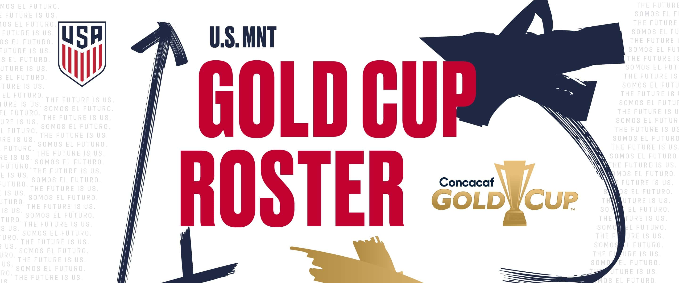Berhalter Names 23-Player Roster for 2019 CONCACAF Gold Cup