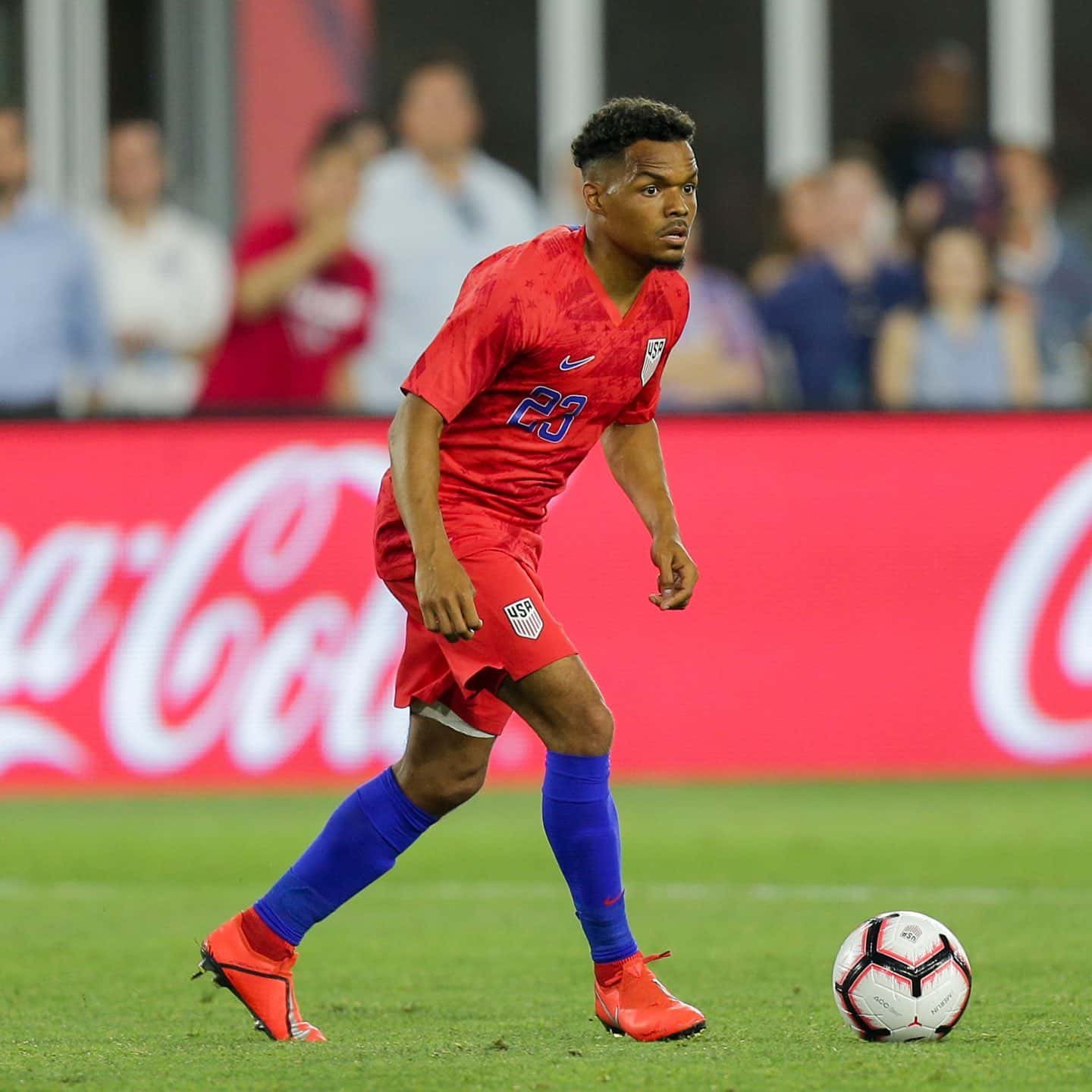 Injury Forces Duane Holmes to Withdraw from U.S. Men's National Team Roster for 2019 Concacaf Gold Cup