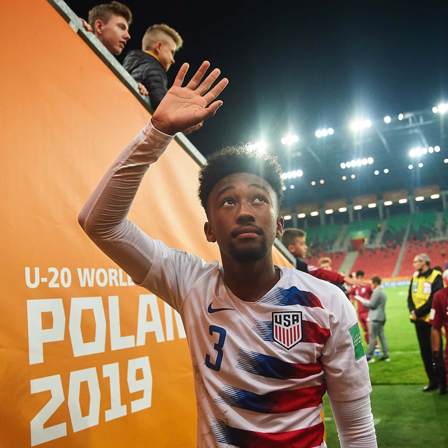 938e6a3af90 Meet The USA's Under-20 World Cup Team