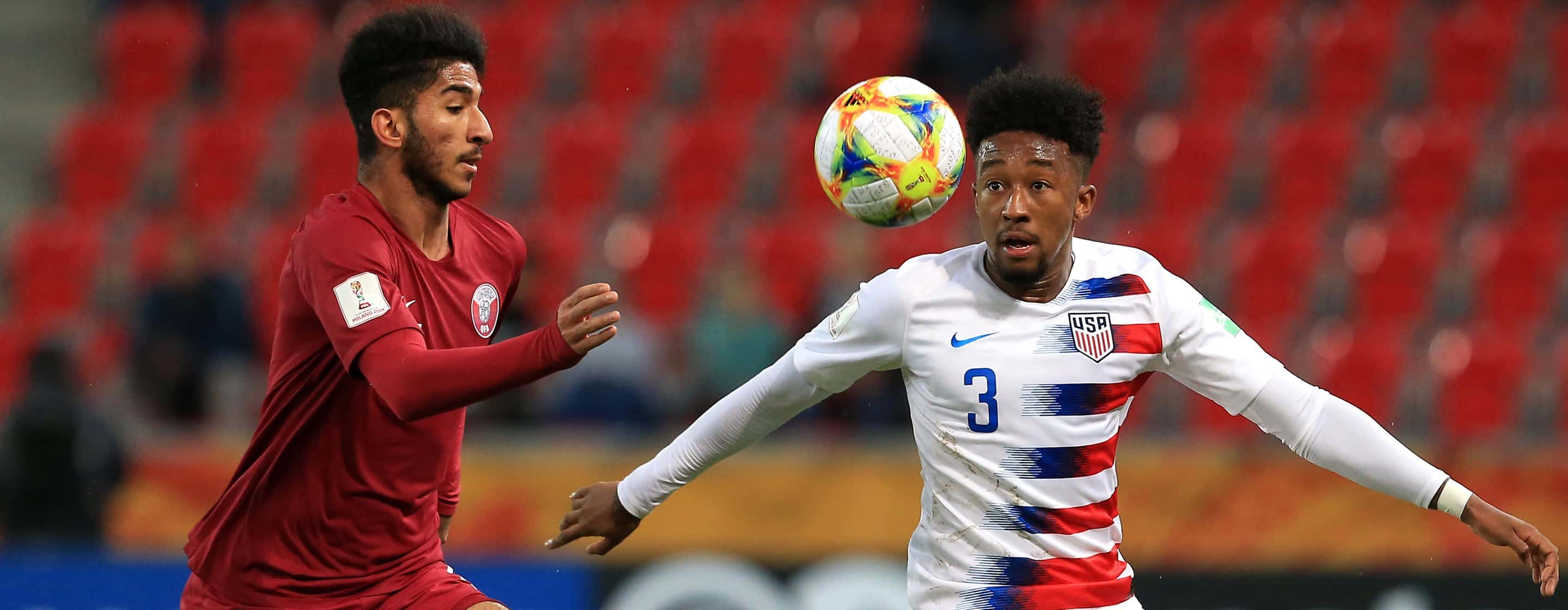 PREVIEW: USA Set for Round of 16 Showdown vs  France at FIFA