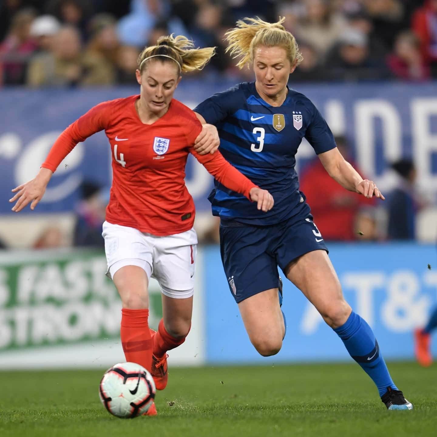 USA vs. England - Match History & Preview - Five Things to Know