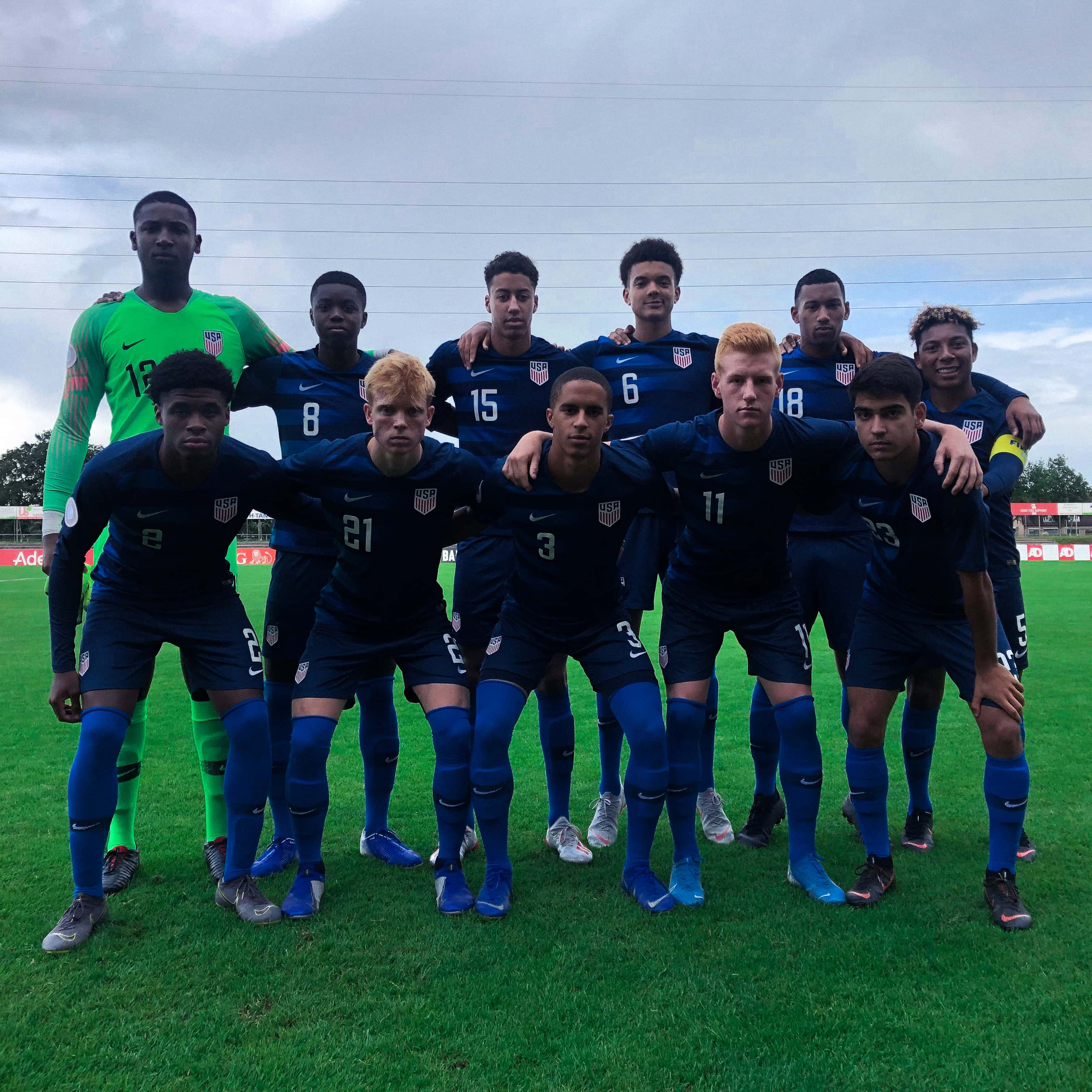 mexico vs netherlands u17