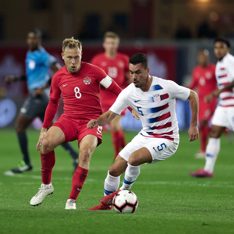 Concacaf Nations League 2019-20  Usa Vs  Canada