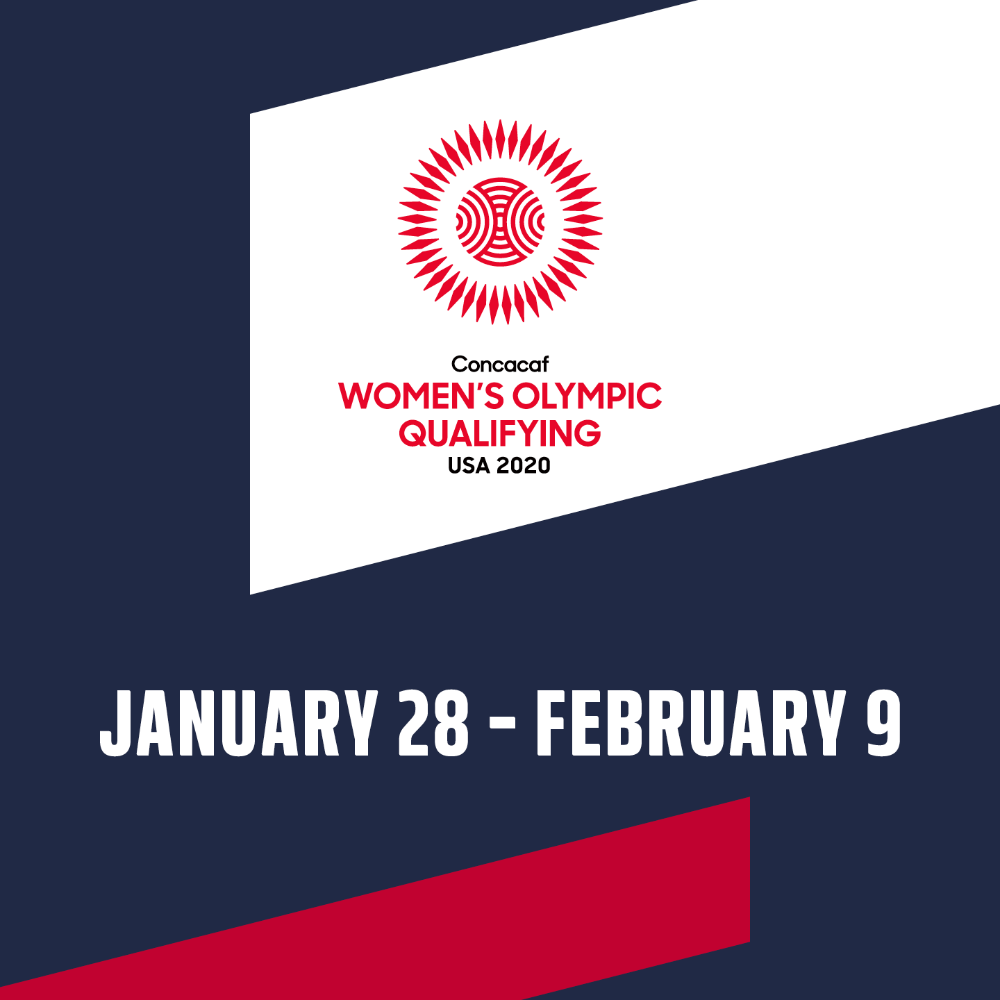 Concacaf Womens World Cup Qualifying 2020.Tickets Go On Sale Nov 22 For 2020 Concacaf Women S Olympic