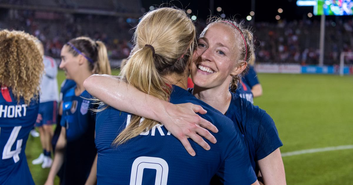 USWNT Rewind: Thorns Clinch First in NWSL Fall Series