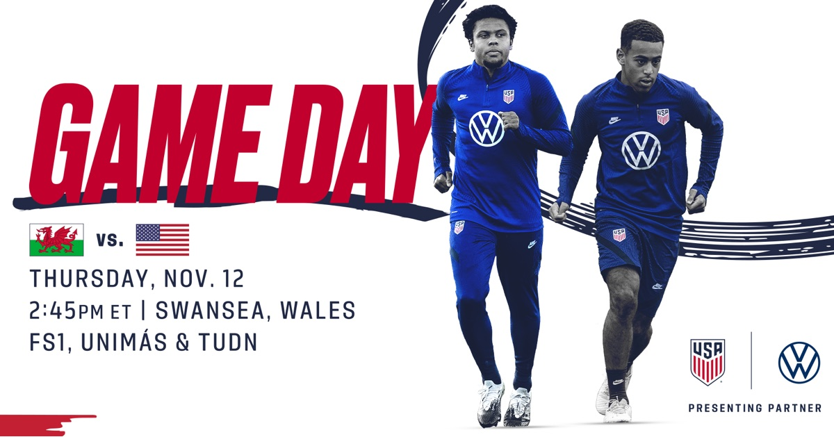 USA vs. Wales - Preview, Schedule, TV Channels & Start Time