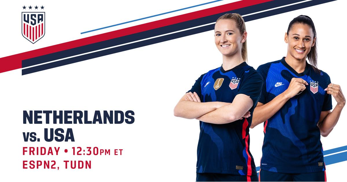 USA vs. Netherlands - Preview, Schedule, TV Channels & Start Time