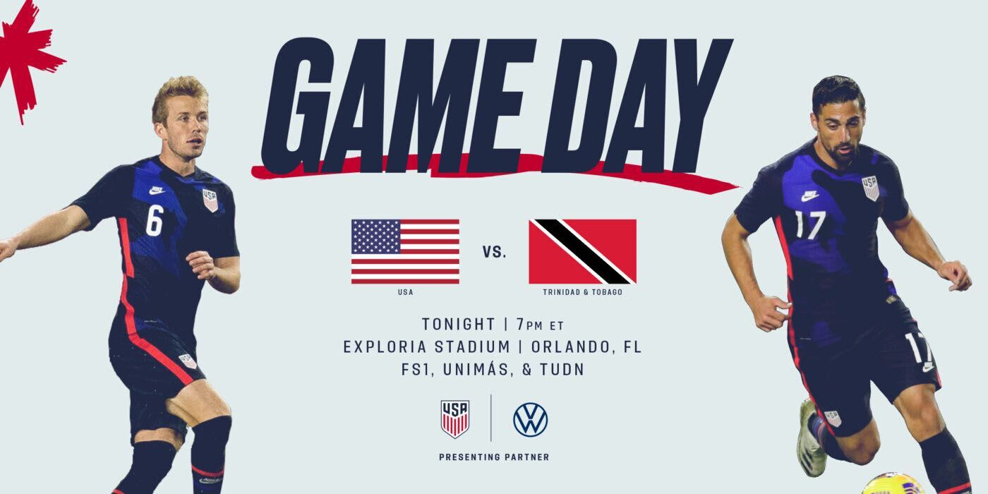 USA vs. Trinidad & Tobago - Preview, Schedule, TV Channels & Start Time