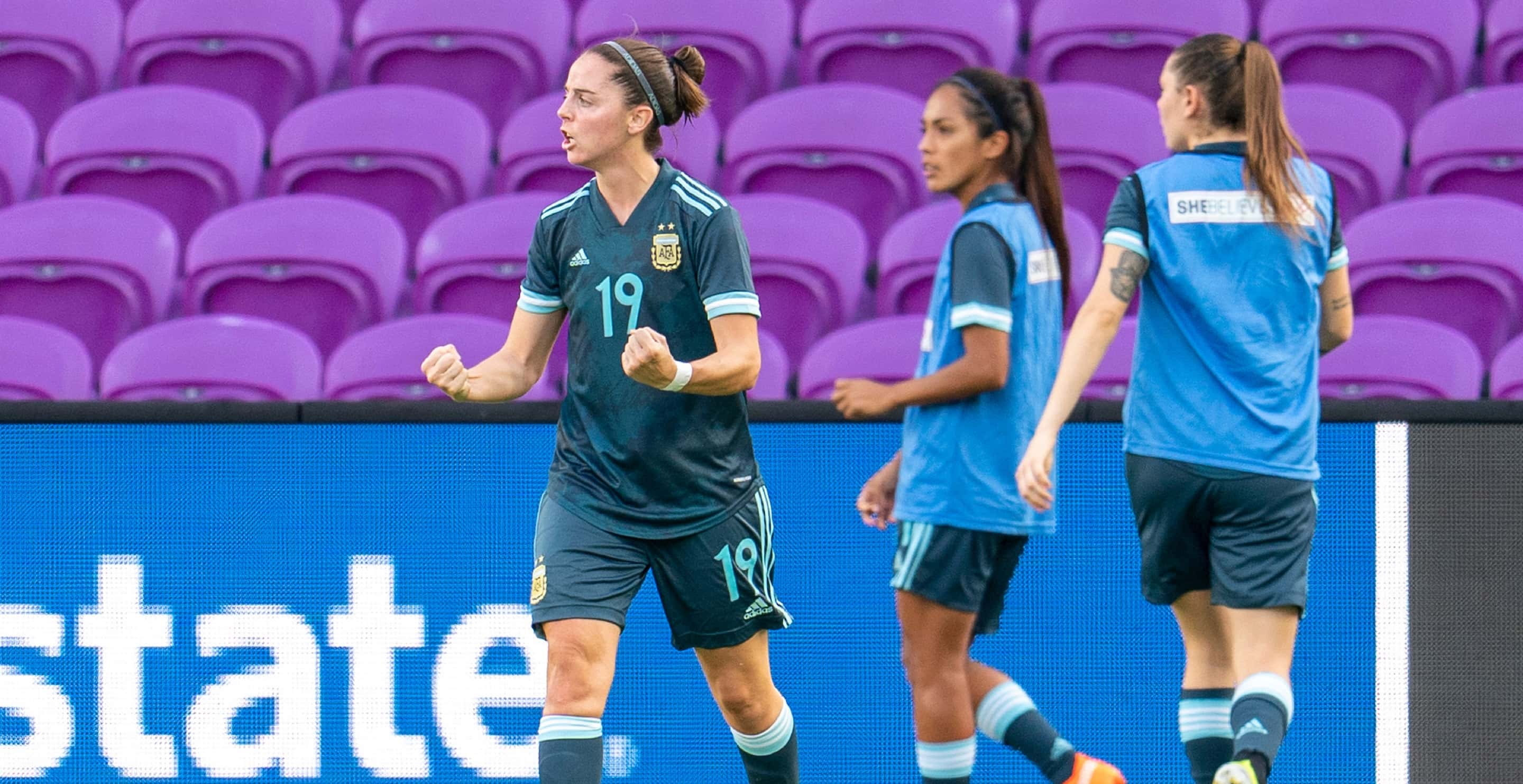 2021 Shebelieves Cup Usa Vs Argentina Match History Preview Five Things To Know