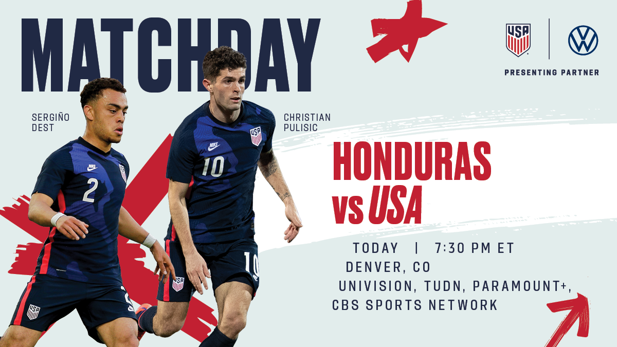 Concacaf Nations League Semifinal: USA vs. Honduras - Preview, Schedule, TV Channels & Start Time