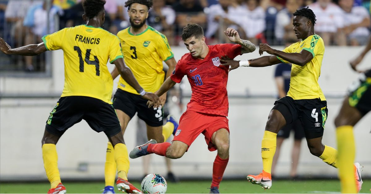 International Friendly: USMNT vs. Jamaica - Match History & Preview   Five Things to Know