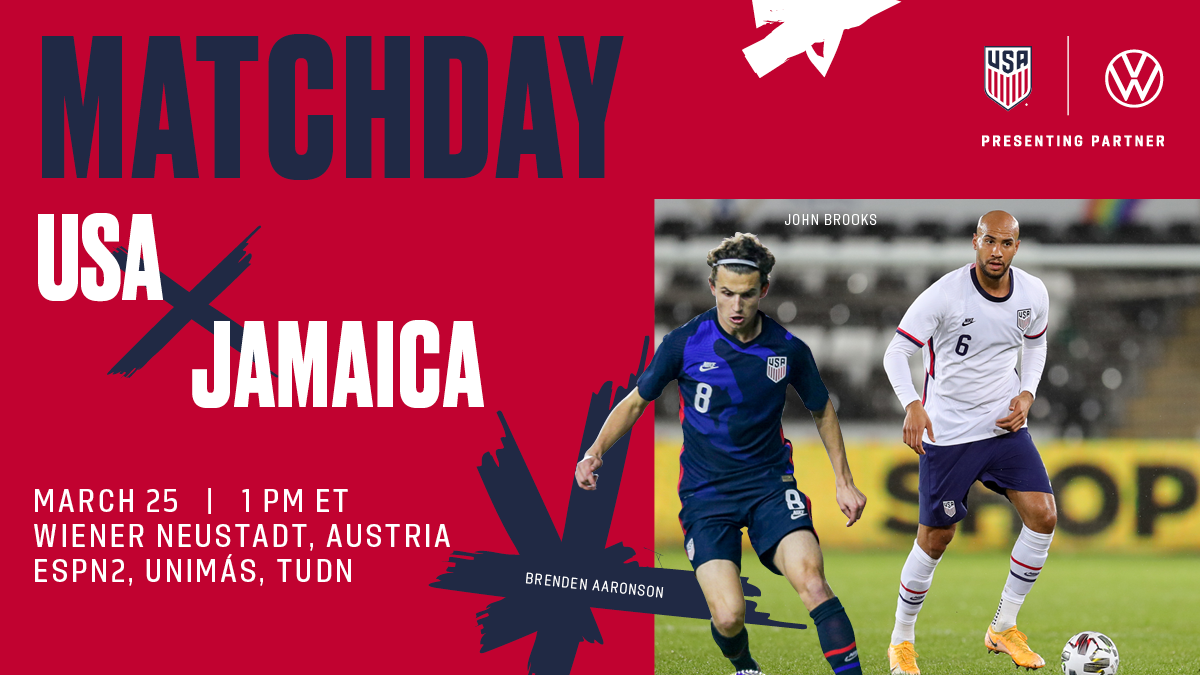 International Friendly: USA vs. Jamaica - Preview, Schedule, TV Channels & Start Time